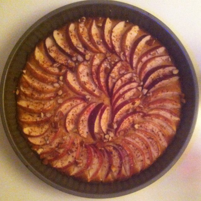 GlUtenfri Æblekage 🍎
