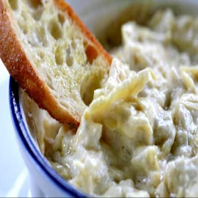 Artichoke Dip – created on the CHEF CHEF app for iOS