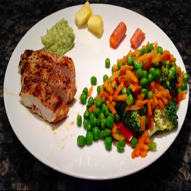 Chicken Breast Seared – created on the CHEF CHEF app for iOS