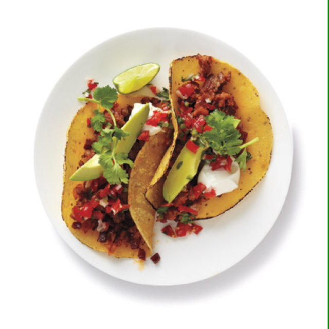 Turkey Tacos – created on the CHEF CHEF app for iOS