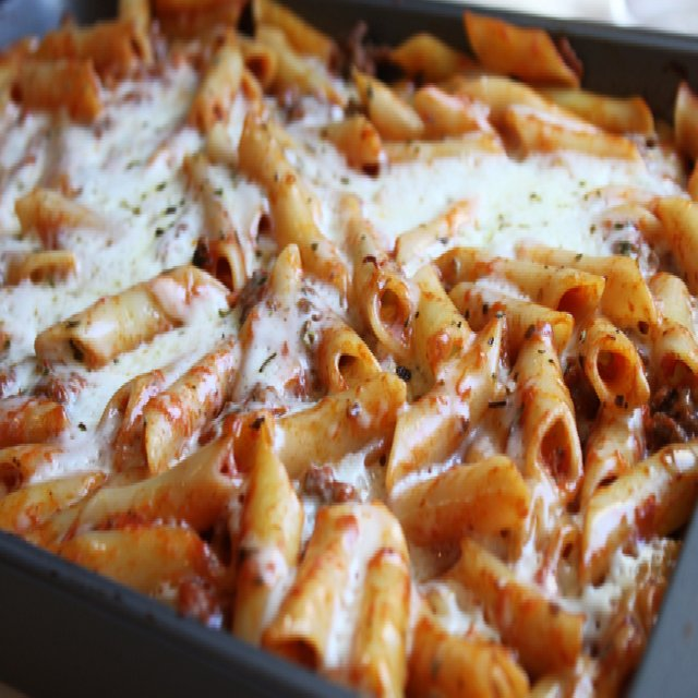 Baked Ziti –created on the CHEF CHEF app for iOS