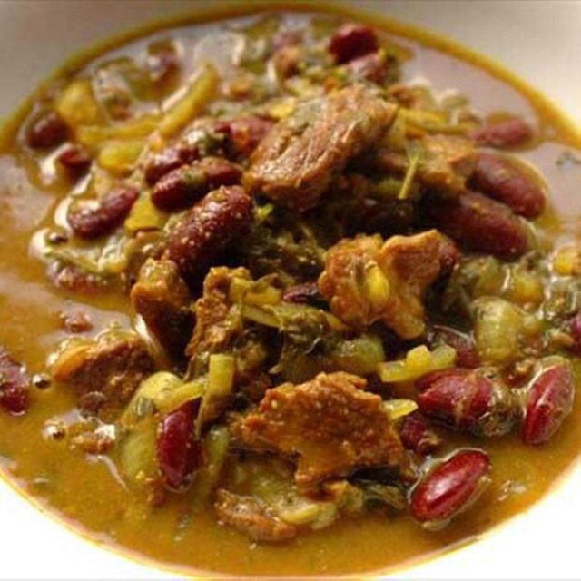 Persian Stew – created on the CHEF CHEF app for iOS