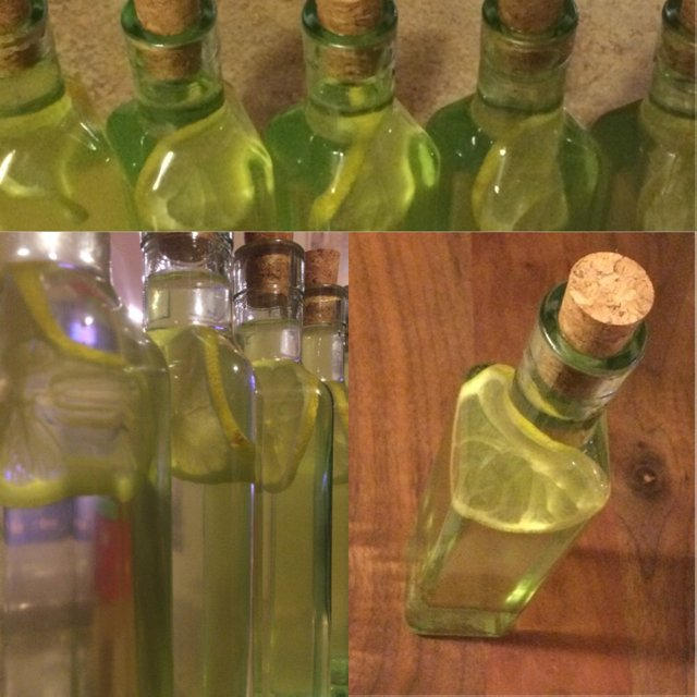 Limoncello  –created on the CHEF CHEF app for iOS