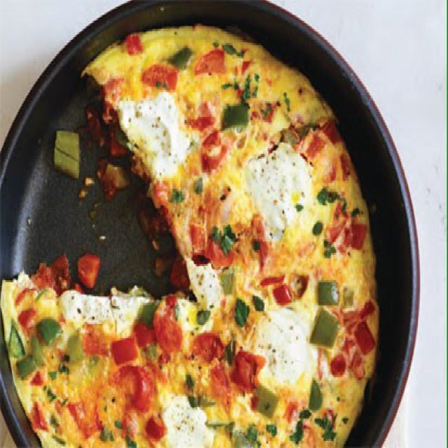 Eggs Spanish Style –created on the CHEF CHEF app for iOS