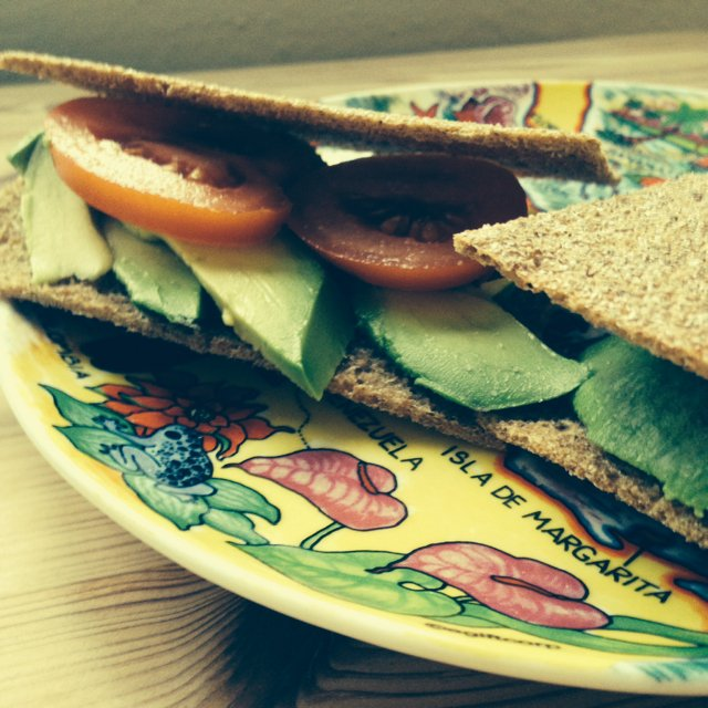 Smasklækre avocadosandere!  – created on the CHEF CHEF app for iOS