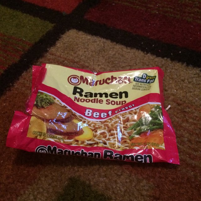 Ramen Noodles In a Bag –created on the CHEF CHEF app for iOS