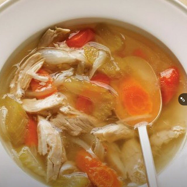 Chicken Noodle Soup – created on the CHEF CHEF app for iOS