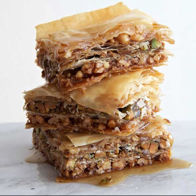 Mifi Baklava – created on the CHEF CHEF app for iOS