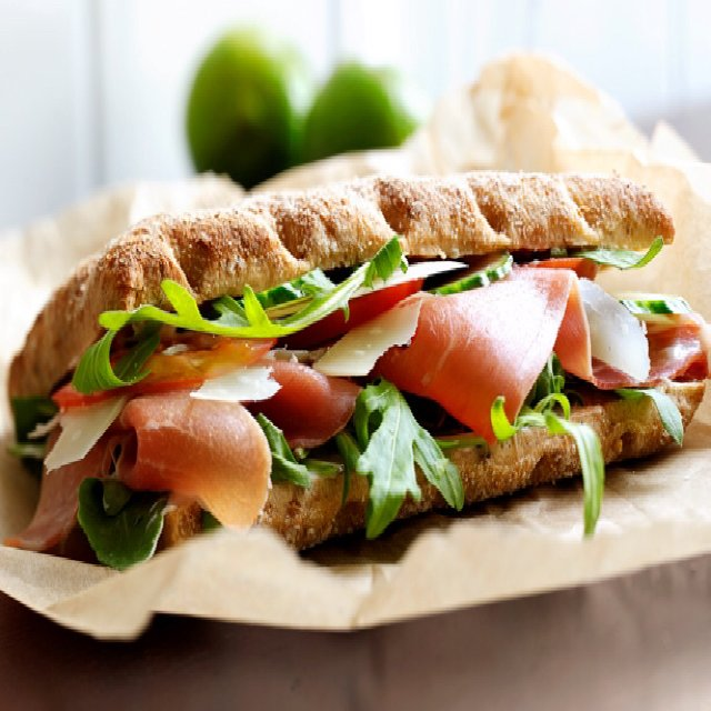Aroma sandwich – created on the CHEF CHEF app for iOS