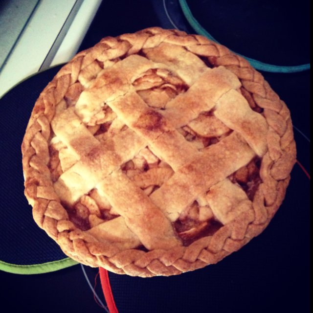 Basic Apple Pie – created on the CHEF CHEF app for iOS