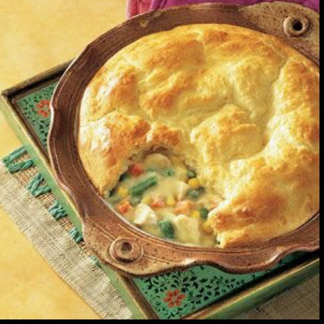 Yaya's Chicken Pot Pies – created on the CHEF CHEF app for iOS