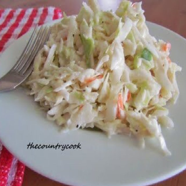 Nanny's Slaw – created on the CHEF CHEF app for iOS