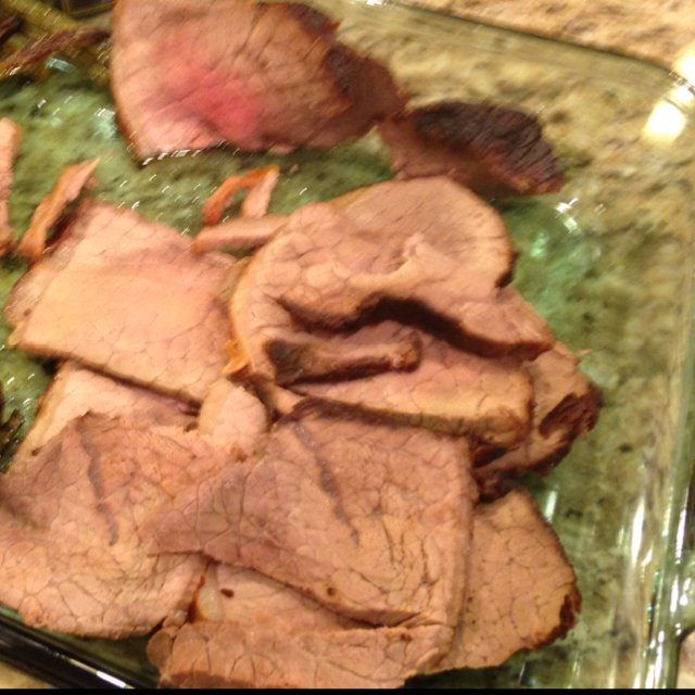 Roast beef –created on the CHEF CHEF app for iOS