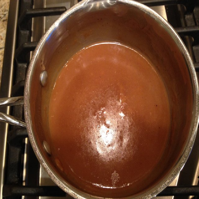 Beef gravy – created on the CHEF CHEF app for iOS