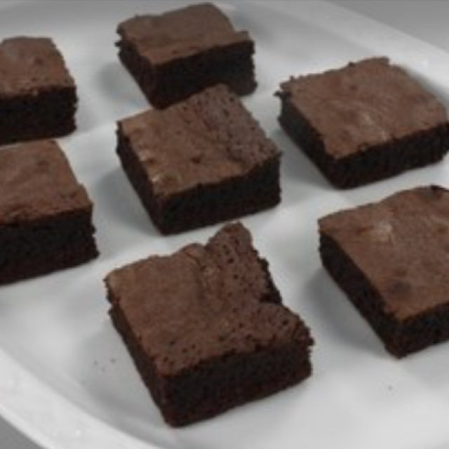 Brownie –created on the CHEF CHEF app for iOS