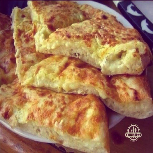 БЫСТРЫЕ ХАЧАПУРИ  –created on the CHEF CHEF app for iOS