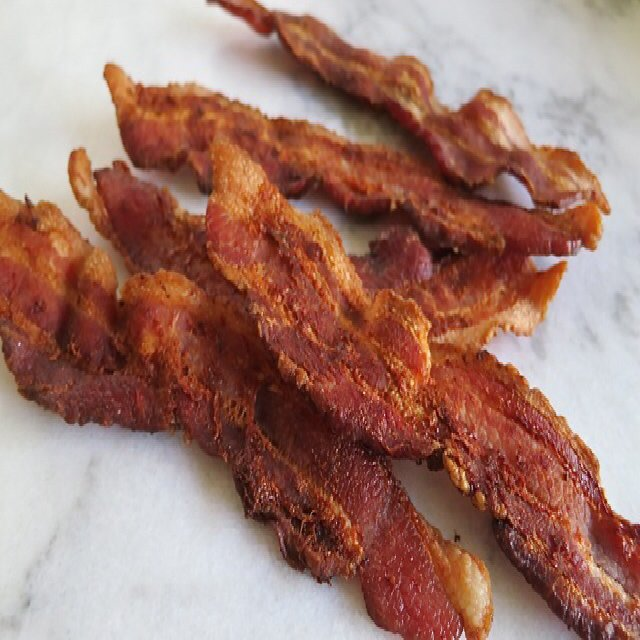Mark's Crispy Bacon – created on the CHEF CHEF app for iOS