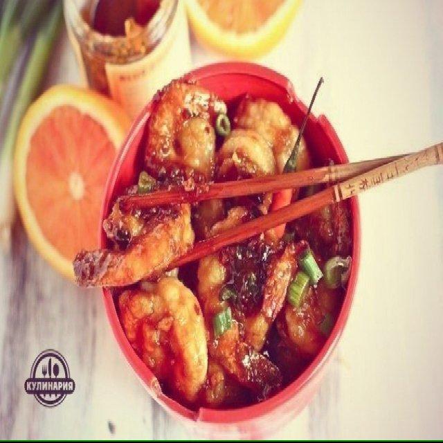 10 вкусных блюд с креветками