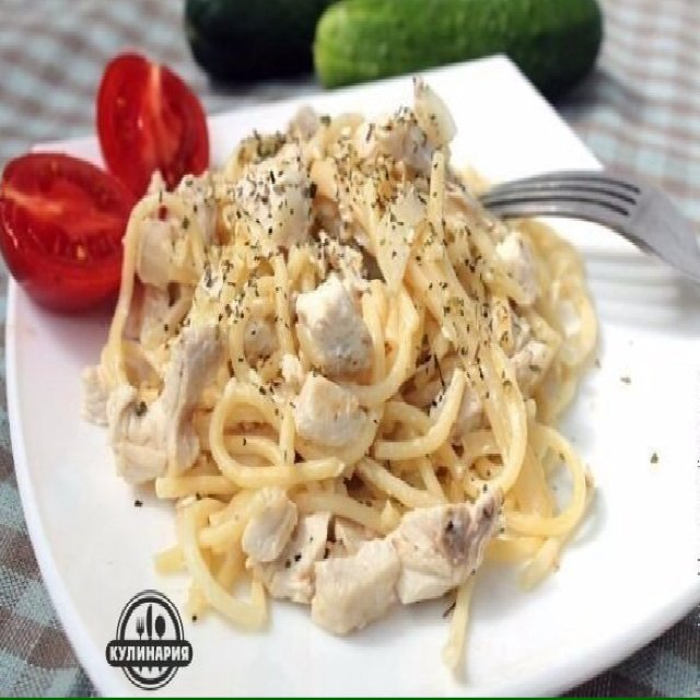 Dinner - Pasta – created on the CHEF CHEF app for iOS