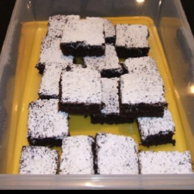 Chic Chip Brownies