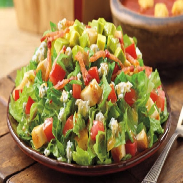 Tazekie Ceasar Salad  – created on the CHEF CHEF app for iOS