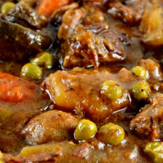 Beef crock pot  – created on the CHEF CHEF app for iOS