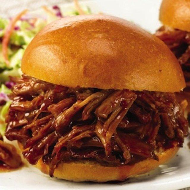 BBQ Pork Sandwiches