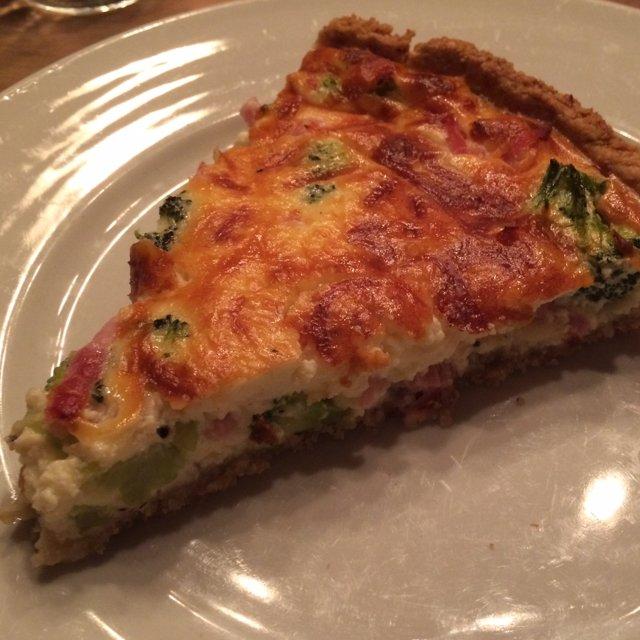 Broccoli tærte (Glutenfri)