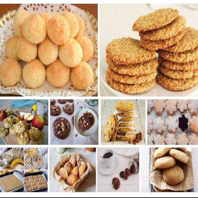 10 рецептов печенья