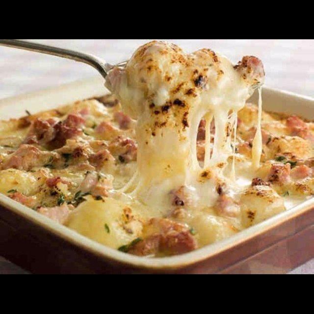 10 блюд из картофеля