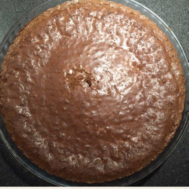 Fugtig Chokoladekage
