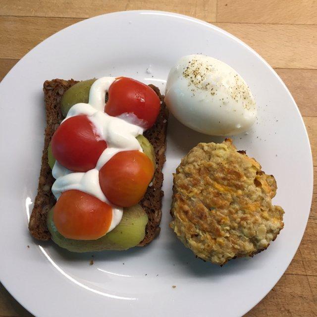 Frokost a-la-sense